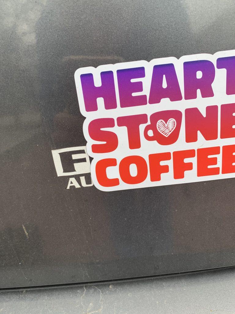 <3 Heart Stone