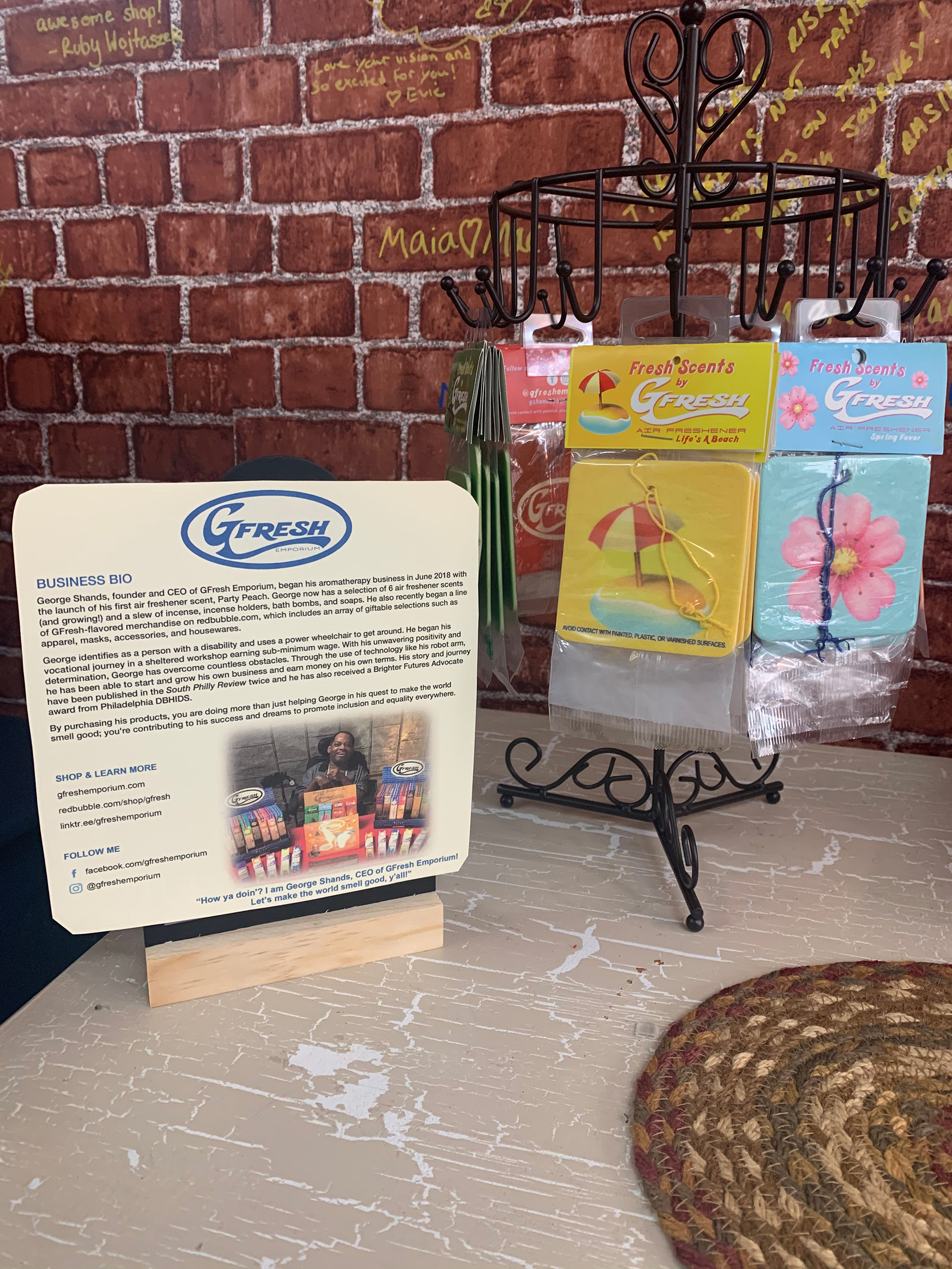 Image of Air fresheners at uncommon exchange