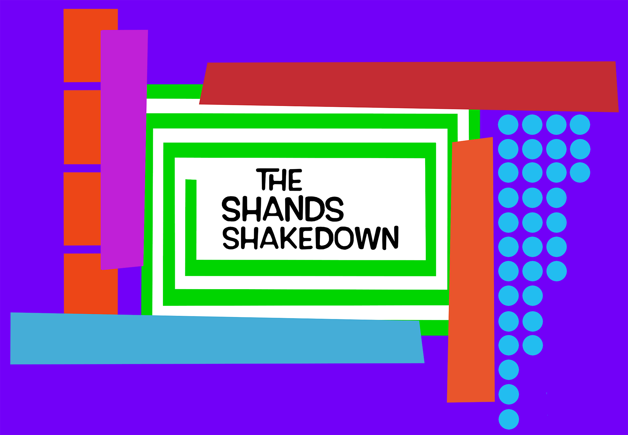 the shands shakedown youtube channel